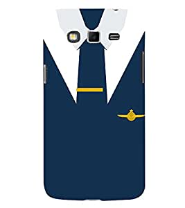 Air force Naval Officer Dress 3D Hard Polycarbonate Designer Back Case Cover for Samsung Galaxy Grand 2 G7102 :: Samsung Galaxy Grand 2 G7106