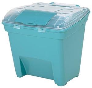 Bergan 10/22/50-Pound Smart Storage Dog Food Container