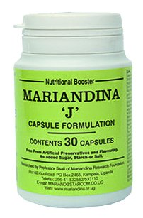 Marian Dina 'J' vegetabs (30 Tablets)