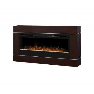 Synergy Wall Mount Electric Fireplace with Surround image B005VT0Z0U.jpg