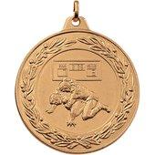 Wrestling Medals - 2