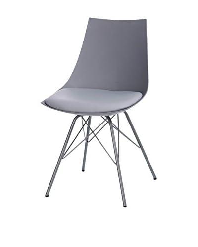 Huisraad meubilair Stoel grijs