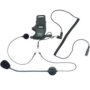 Sena Technologies Smh Earbud & Wired Microphone Kit - --