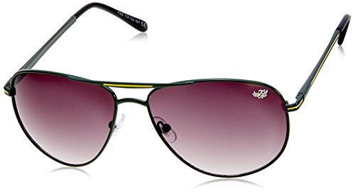 Flying machine Aviator Sunglasses (GREEN) (FMS-104|007|FREESIZE)  available at amazon for Rs.707