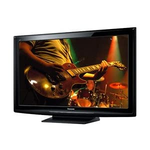 "Panasonic TC-50PX24 50"" Viera X24 Series Plasma HDTV with 600Hz"