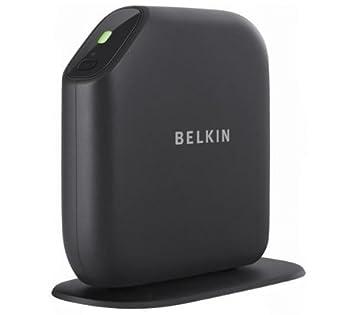 Belkin F7D1401ED - Router (10, 100 Mbit/s, 150 Mbit/s, ADSL (RJ-11), ADSL, IEEE 802.11b, IEEE 802.11g, IEEE 802.11n) Negro