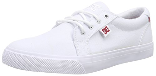 Dc - Council Tx Se J Shoe Wht, Sneakers da donna, Bianco, EU 40