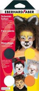 EBERHARD FABER Schminkfarben Tiere/579001 4 Tiere