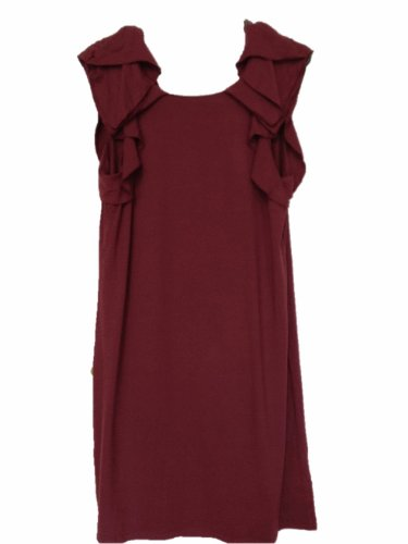 Juicy Couture Victorian Tuck Sleeve Dress