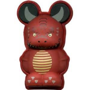 Disney World Vinylmation 3D Pin- Carnotaurus - 1