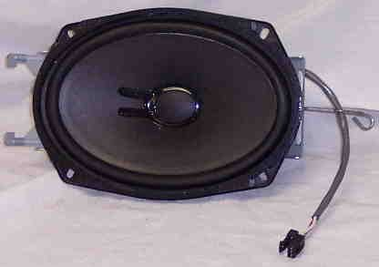 Acdelco 16080261 Radio Speaker Assembly