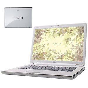 ソニー(VAIO) VAIO typeC CR71B ピュアホワイト Office Personal 2007 搭載モデル VGN-CR71B/W