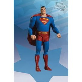 Picture of DC Comics All Star Series 1: Superman Action Figure (B0013A1EP6) (Superman Action Figures)