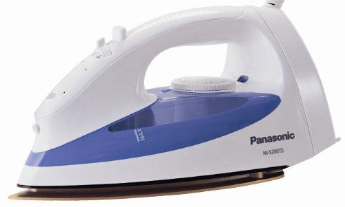 Panasonic NI-S200TS Steam/Dry Iron, Blue finish