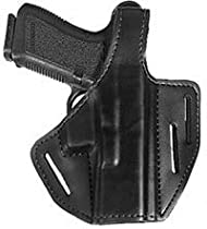 Safariland 328 Belt Holster, Pancake - Plain Black, Right Hand - Beretta 8000 - 328-71-61