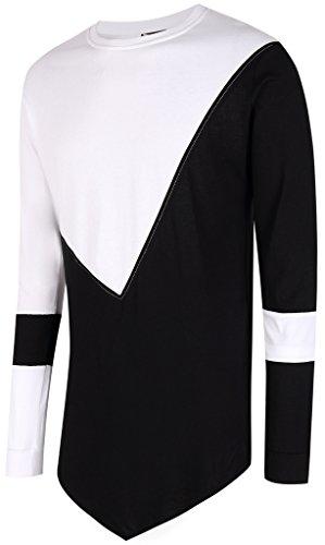 Pizoff -  T-shirt - Maniche corte  - Uomo Y1738-02