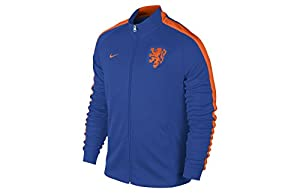 2014-15 Holland Nike Authentic N98 Jacket (Blue) by Nike
