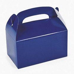 BLUE TREAT BOXES (1 DOZEN) - BULK - 1
