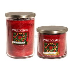 Yankee Candle Multi Wick Candle Red Apple Wreath Medium 125 Oz from Yankee Candle