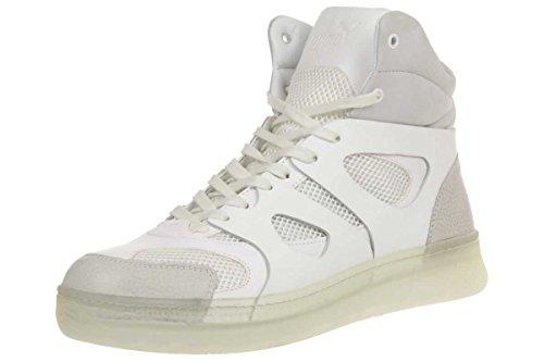 Puma McQ Move Mid by Alexander McQueen Mens Sneaker white, Numero di scarpe:EUR 44