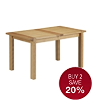 Sonoma Light Extending Dining Table