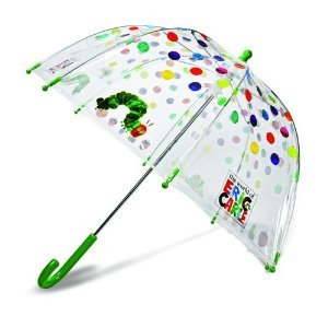 The Very Hungry Caterpillar Bubble Umbrella Picture