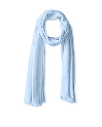 Saachi Women's Solid Scarf, Denim Blue