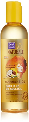 SoftSheen-Carson Dark and Lovely Au Naturale Moisture L.O.C. Soak It Up Oil Cocktail, 4.1 fl oz (Dark And Lovely Moisture Loc compare prices)
