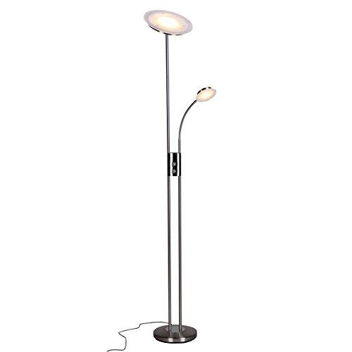Wohnling-LED-Deckenfluter-mit-Leselampe-rund-WL3040