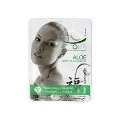 Iroha Nature Tissue Mask - Aloe Vera + Green Tea + Ginseng