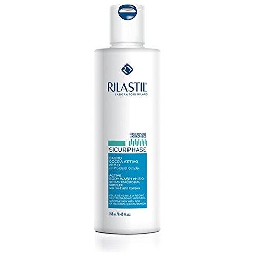 sicurphase bagno doccia attivo a ph 5.0 250 ml