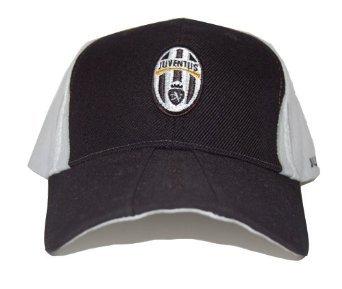 Juventus Futbol Soccer Hat - Black/White Back at Amazon Men's