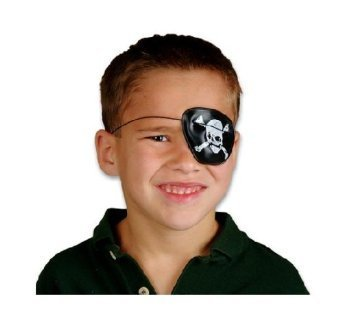 Two Dozen ~24~ Dress up Pirate Eye Patches