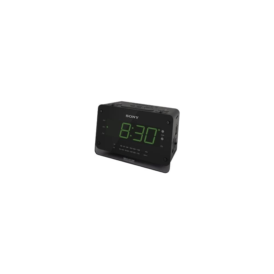 Sony ICFC414 Clock Radio & FREE MINI TOOL BOX (ml