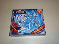 Marvel the Ultimate Spider-Man 48 Piece Shaped Puzzle (Assorted, Styles Vary)