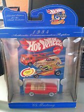 1984 Hot Wheels Authentic Commemorative Replica '65 Mustang