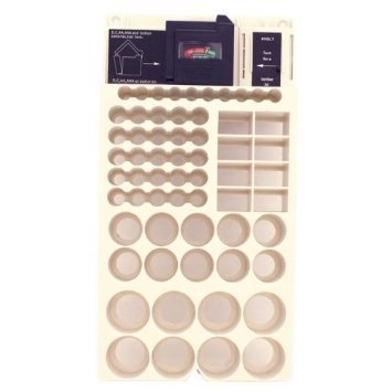 Range Kleen WKT4162 82-Battery organizer with Removable Tester
