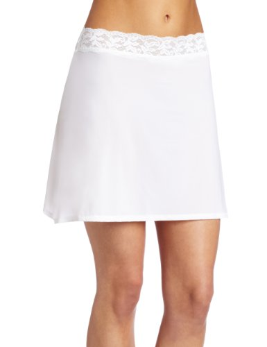 Vanity Fair Women's Body Foundation Half Slip 11072 ,  White , Small , 16 Inch