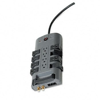 Belkin Pivot Plug Surge Protector 12 Outlets