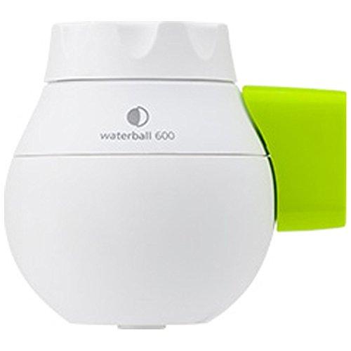 東レ 蛇口直結型浄水器 ホワイト/グリーンTORAY ウォーターボール WB600B-G