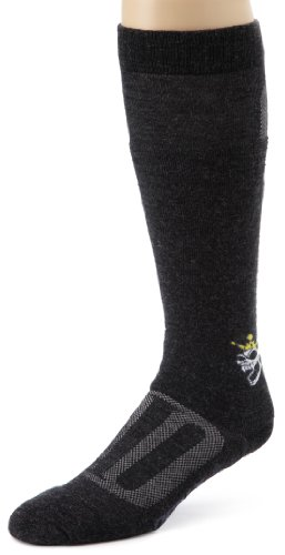 Image of DeFeet Men's Orbit Gold Crown Sock (SKIBDOS101-P)