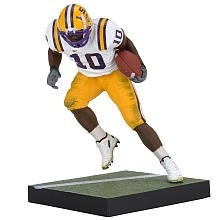 McFarlane 2011 College Football Series 3 Joseph Addai Louisiana State University Action Figure