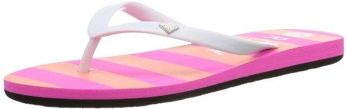 Roxy BAMY J SNDL MND, Ciabatte da spiaggia/piscina donna, Rosa (Pink (CANTALOPE)), 41