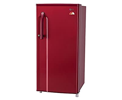 LG GL-B191KRLQ.ARLZEBN Direct-cool Single-door Refrigerator (188 Ltrs, 3 Star Rating, Ruby Luster)