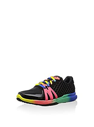 adidas Zapatillas Ively (Negro / Multicolor)
