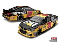 Ryan Newman #31 Caterpillar 2014 Chevrolet SS NASCAR Diecast Car, 1:64 Scale