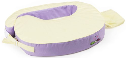 Lactation Pillow Nursing Pillow Nursing Pad (yellow)