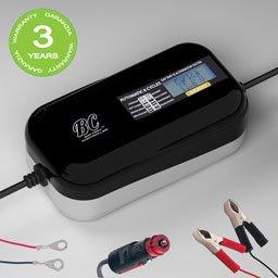 BC Bravo 1500 - 8-stufiges digitales Batterie-Ladegerät