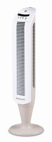 Honeywell 3-Speed Oscillating Tower Fan with Remote  HY-041W