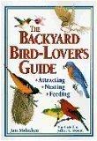 The Backyard Bird-Lover
